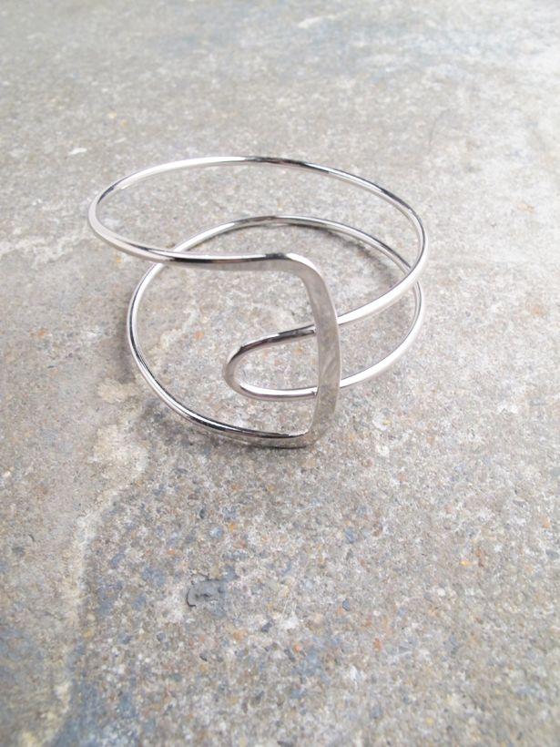 Cuff Geometric style cuff bracelet *2 COLORS