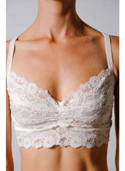 Lace Ivory lace bra