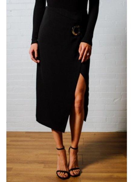 Skirt Wrap style pencil skirt