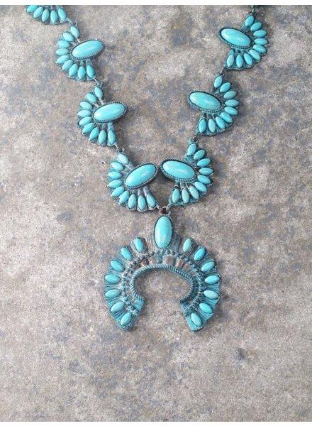 Trend Turquoise stone statement