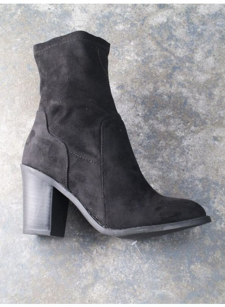 Bootie Strech ankle booties