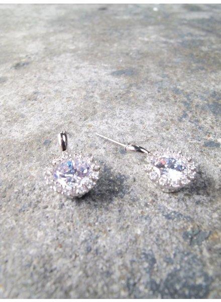 Dressy Dressy halo earring