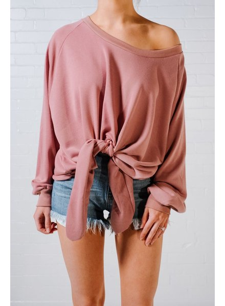 Sweatshirt Rose OTS sweatshirt *BACK IN STOCK!