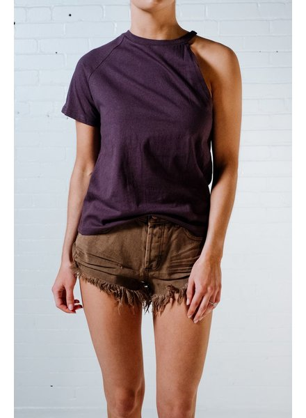 Shorts Olive cut offs