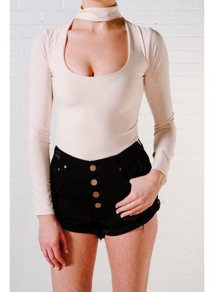 Bodysuit Choker bodysuit