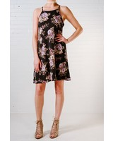 Casual Floral cotton cami dress