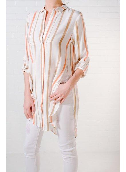 Tunic Side slit tunic