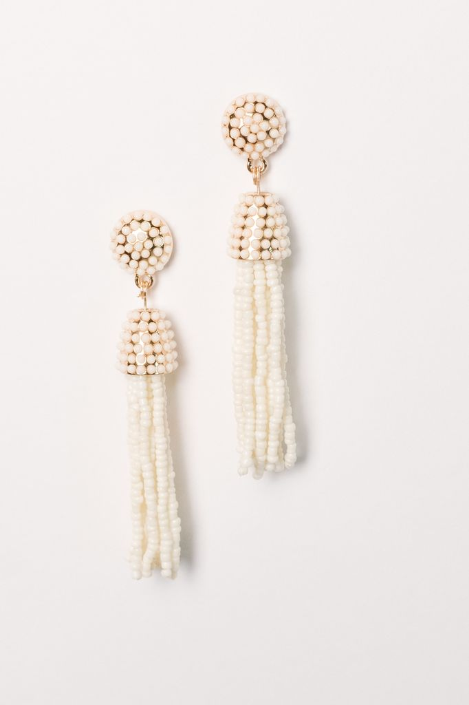 Trend Vintage inspired tassel earrings
