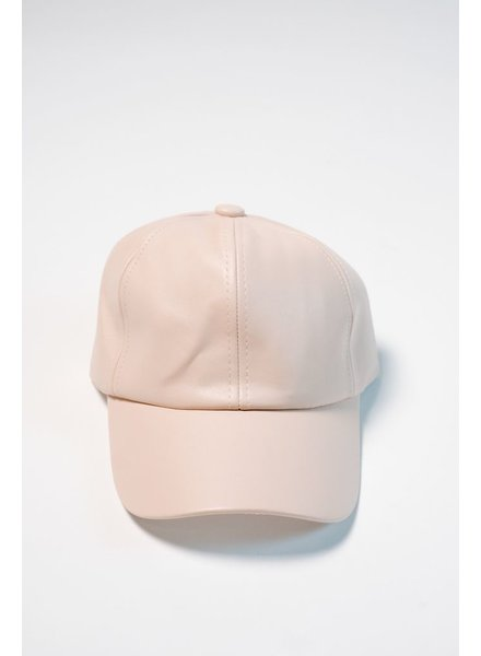 Hat Light pink baseball hat
