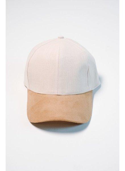 Hat 2-tone baseball hat