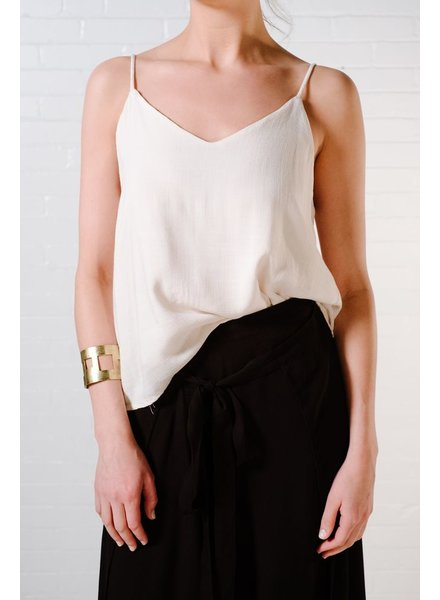Tank Simple v-neck cami