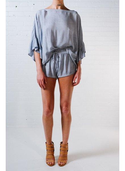 Shorts Chambray track shorts