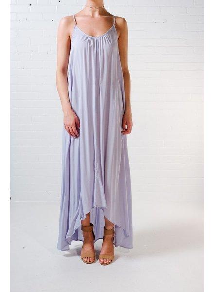 Maxi Back space maxi dress