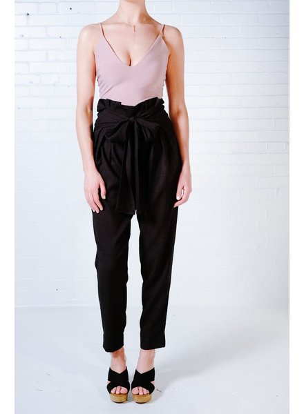 Pants Black high rise trousers