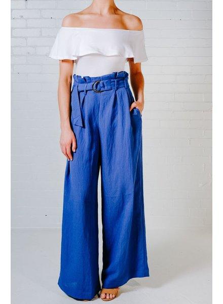Pants '70s wide leg pant