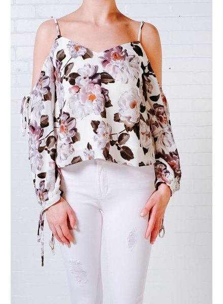 Blouse Tie sleeve blouse