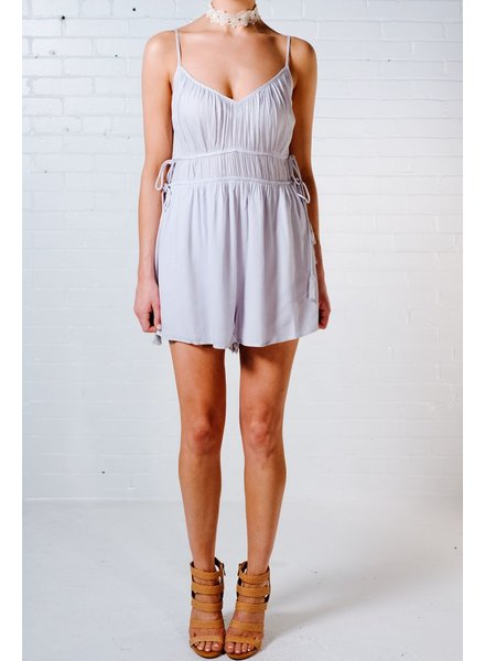 Romper Rouch detailed cami romper