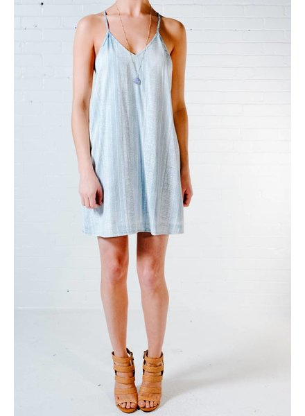 Casual Washed-out cami dress