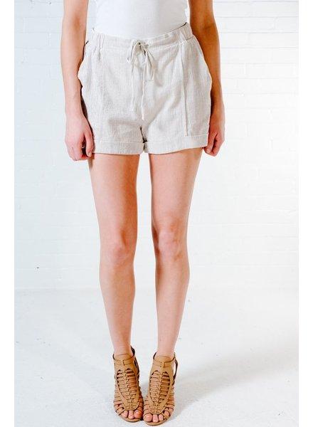 Shorts Cuffed cargo shorts