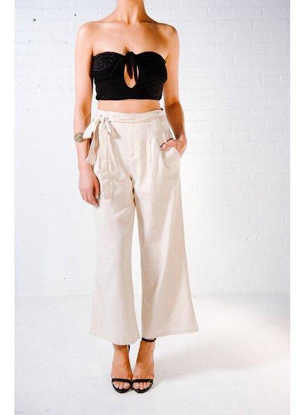 Pants Natural linen pants