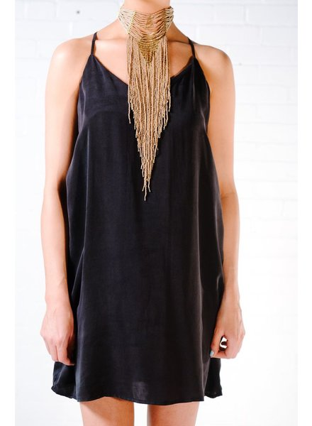 Shift Hangy string strap cami dress