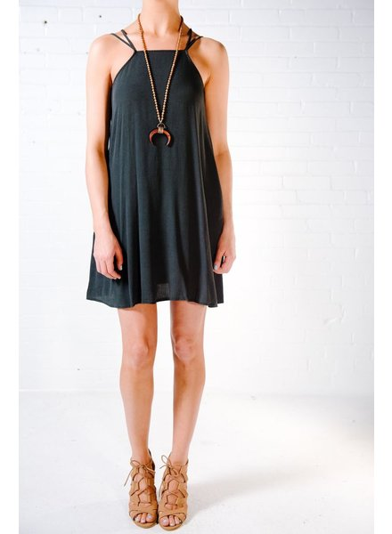 Casual Washed out cami dress