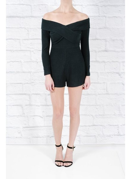 Romper Hunter knit romper