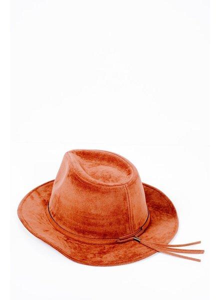 Hat Rich camel fedora