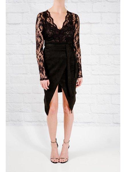 Blouse Lace bodysuit