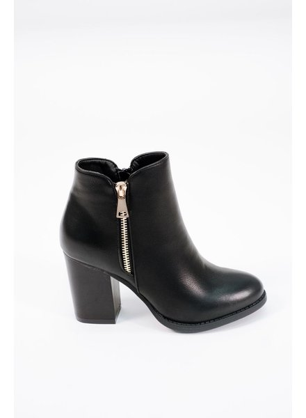 Bootie Vegan leather classic bootie