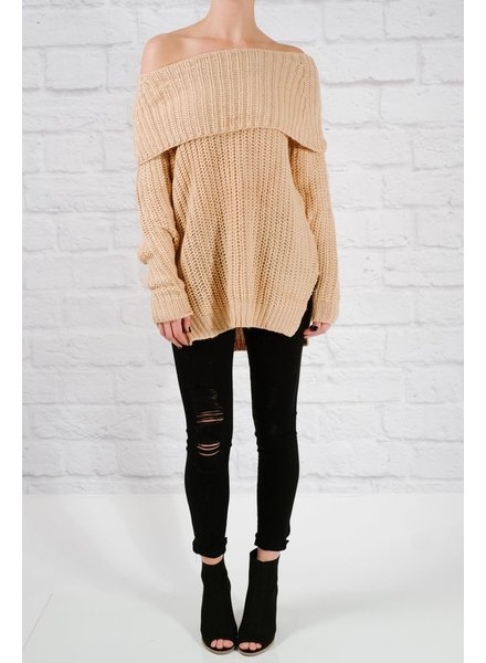 Sweater Blush OTS favorite sweater