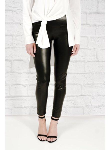 Pants Pleather high waisted pants