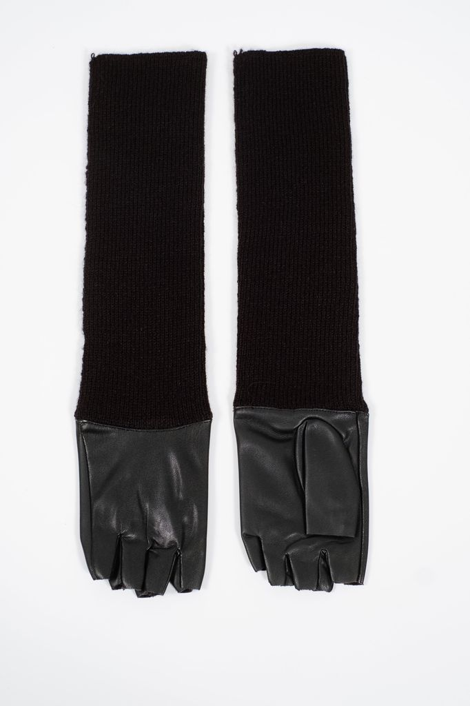 Gloves Fingerless armwarmer gloves
