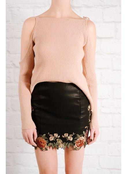 Skirt Floral bottom mini