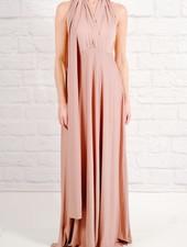 Dressy Blush multi way tie gown