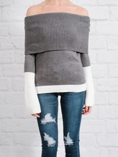 Sweater Colorblock OTS sweater