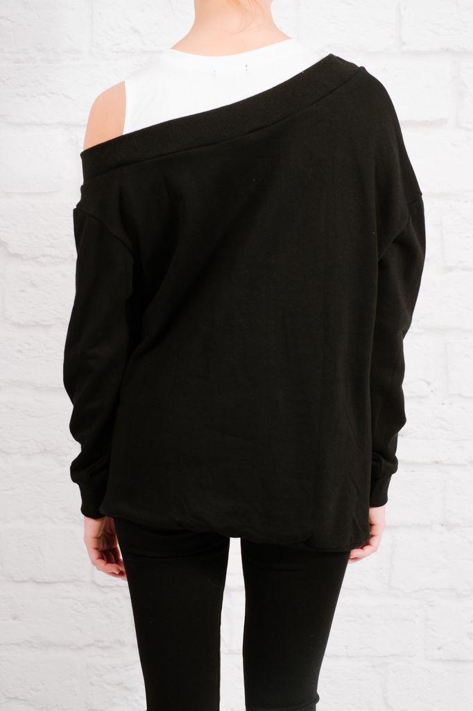 Sweatshirt One sided OTS sweatshirt