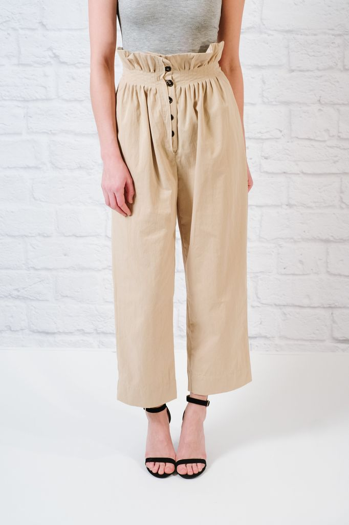 Pants Lightweight button fly pants