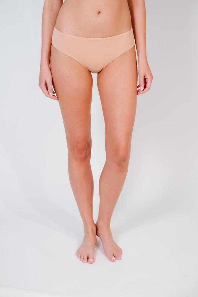 Bikini Cameo seamless classic cut bottom