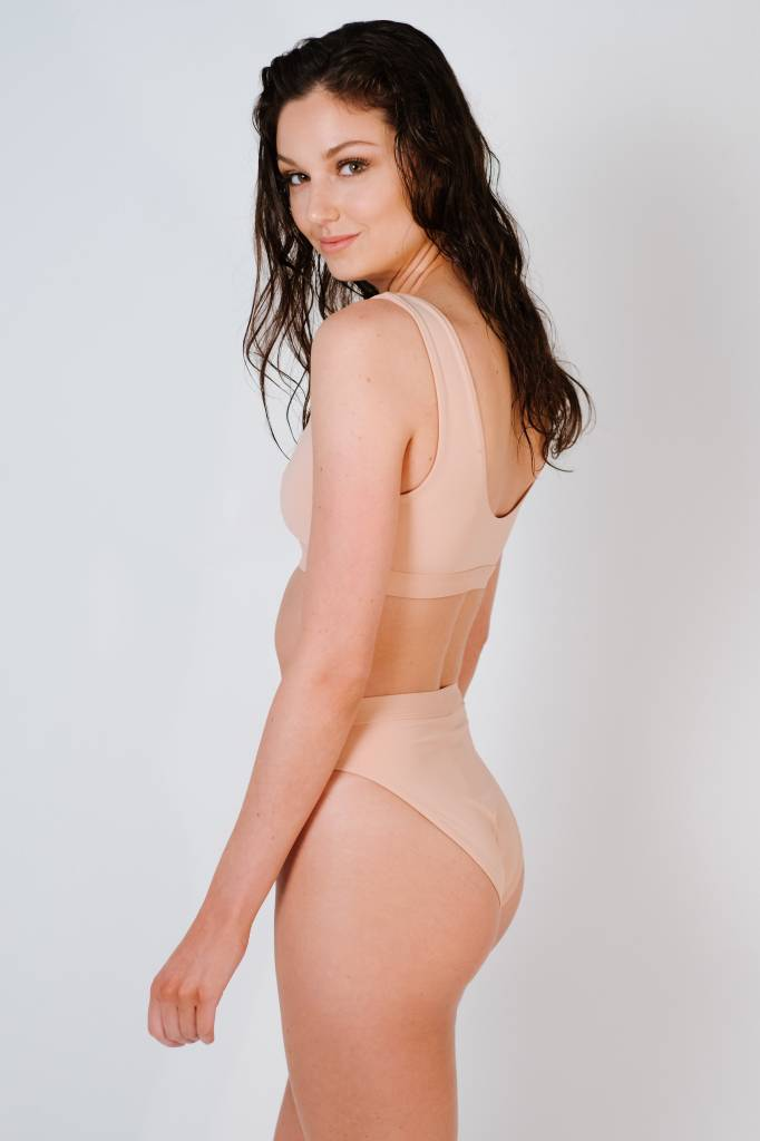 Bikini Cameo sport bikini top