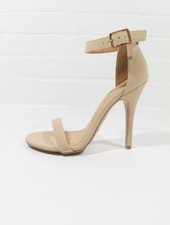 Pump Nude minimal two strap pump *BACK IN STOCK!