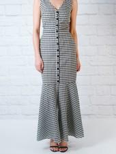 Maxi Gingham maxi dress