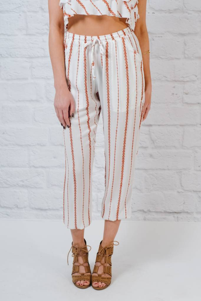 Pants Drawstring Pant