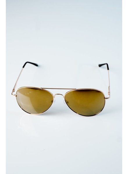 Sunglasses Brown tone aviators