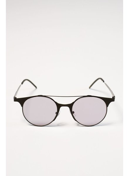 Sunglasses Black flat lense sunnies