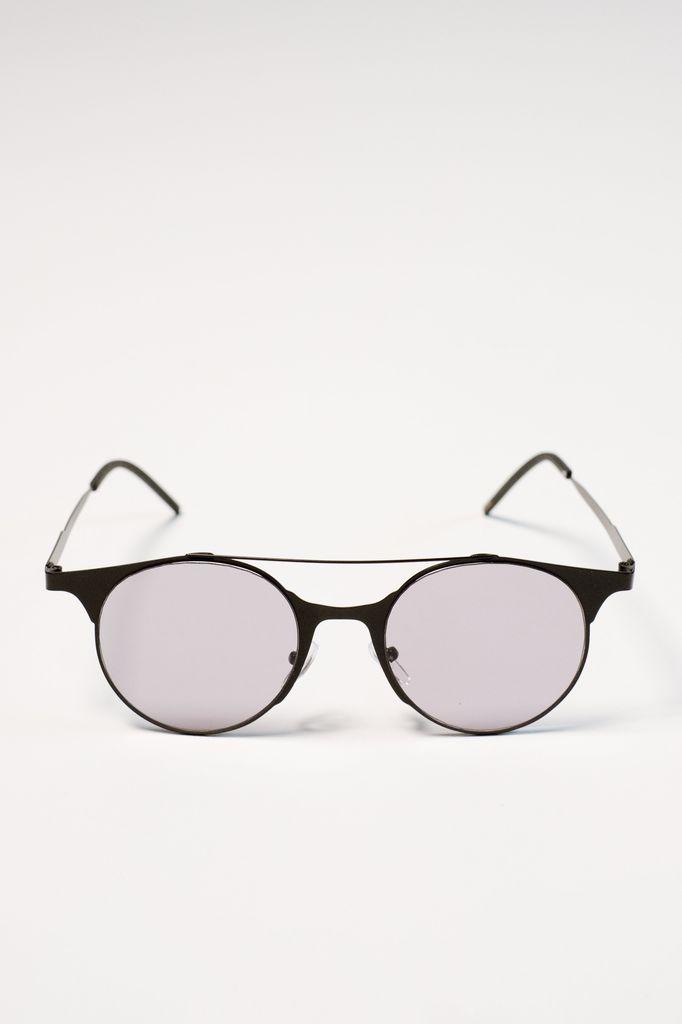 Sunglasses Black flat lense sunnies