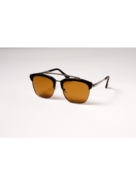 Sunglasses Black oversized clubmasters