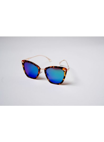 Sunglasses Tortoise cateye sunglasses