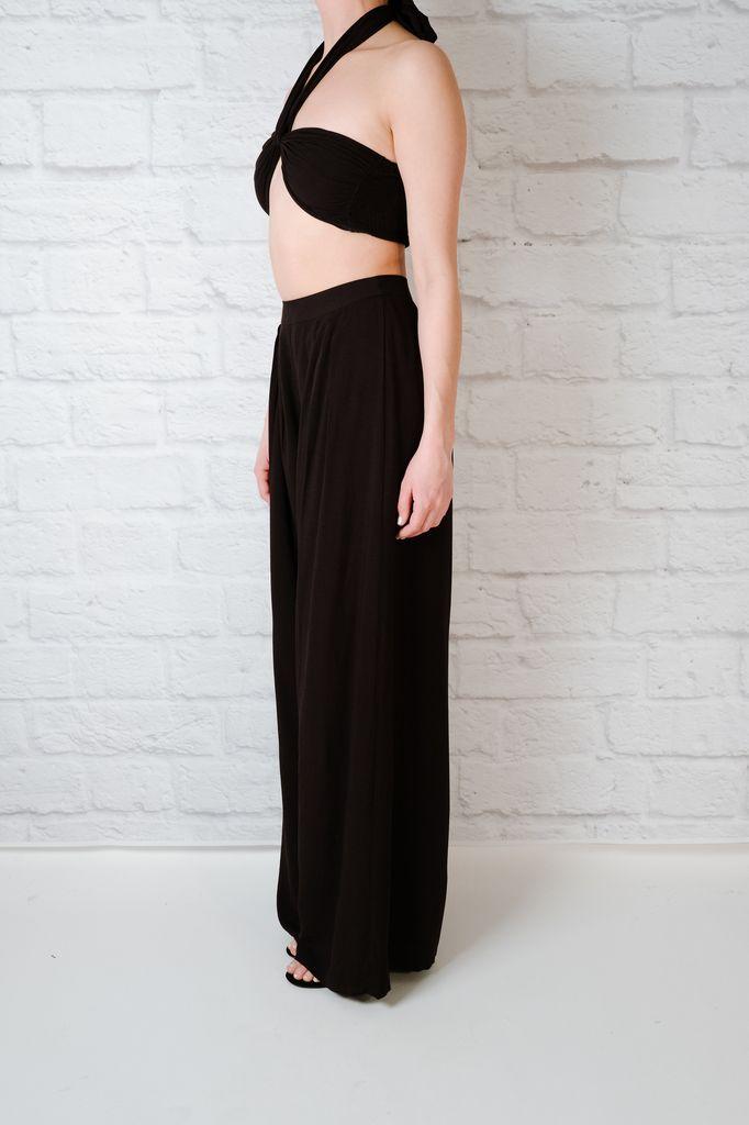 Pants Flowing pleated pants
