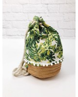 Handbag Banana Leaf Backpack